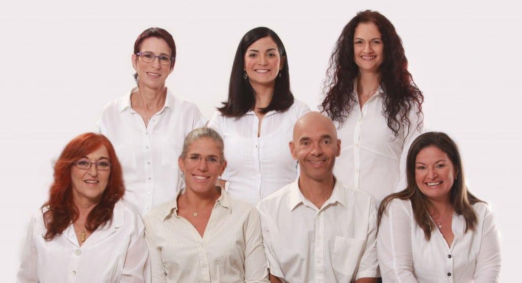 צוות ההוראה במכללת רטר
