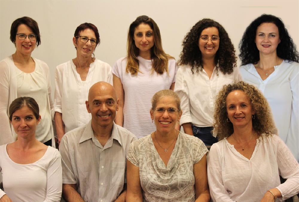 צוות מורים של מכללת רטר